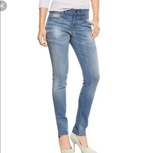 Gap skinny leggings jeans in riot wash